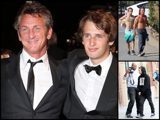 WTF Of The Day: Actor Sean Penn Son Hopper Penn Calls Black Paparazzi The N-Word (1)